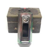 Stabilized Wood Mod asmodus minikin kodama v2 second istimewa stabwood