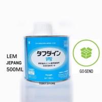 Lem Jepang Pipa PVC Paralon 500ML Kubota Daya Rekat Sangat Kuat