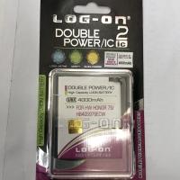 Baterai Battery Log On Double Power HUAWEI HONOR 7S/ HB405979ECW