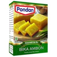 Pondan Bika Ambon Tepung Premix Instant Honeycomb Cake Mix 412 gram