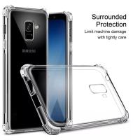 Case anticrack samsung S9 S9+ plus anti crack antishock bening acrylic - S9
