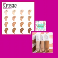 Maybelline Superstay 24 H Full Coverage Foundation - 312 Golden Bei