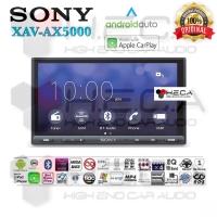 Sony XAV-AX5000 Head Unit Tape Mobil XAV AX5000 Double din Audio