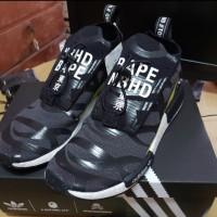 Adidas nmd x Bape X NBHD