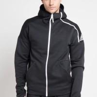 Jaket Adidas Zne Performance Black Original not off white bape nike
