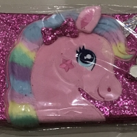 Smiggle A5 Lockable Notebook Unicorn