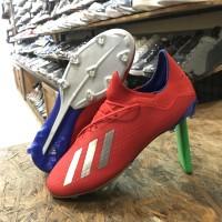 Sepatu ADIDAS X 18.2 BOLA FOOTBALL size 45 Original Made in Indonesia