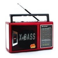 Radio Asatron FM AM SW 3 Bands | TF USB Music Player