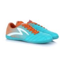 Sepatu Futsal Specs Equinox IN - Comfrey Green Spirit Orange White