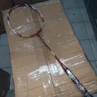Raket Badminton APACS VANGUARD 11 ORIGINAL 38 LBS FREE GRIP