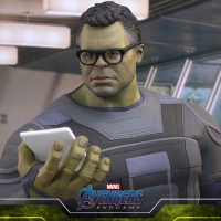 HOT TOYS HULK AVENGERS ENDGAME HT MMS 558 ACTION FIGURE FULL PAY 1/6