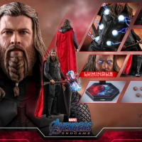 DP PO Hot Toys Thor Avengers End Game Hottoys Thor EndGame MMS557