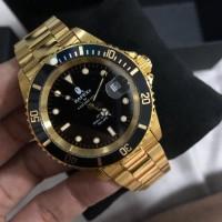 Bapex Gold Watch Original