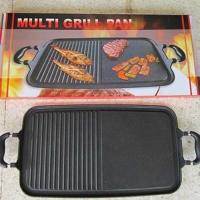 Multi Grill Pan / Panggangan teflon / Panggangan Korea BBQ