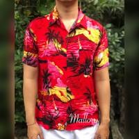 baju kemeja pantai hawai bali