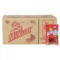 Susu Milkuat bantal Coklat 50 ml harga Kartonan (1 karton isi 54 pouch