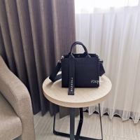 Marhen J Rico Mini mirror premium ori tas mini canvas bag korea black