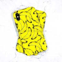 Banana Glossy Case Iphone 6 6S 6+ 6S+ 7 7+ 8 8+ X XS MAX XR