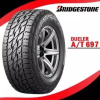 Ban Mobil Bridgestone Duller 697 A/T ukuran 205/70r15 Baru