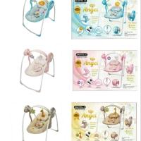 Babyelle baby swing / tempat tidur bayi