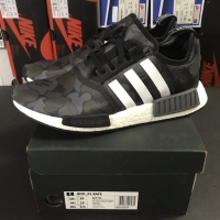 Adidas x Bape Nmd R1 Black