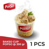 Bakso Cup PopSo 1 cup x 350 gram