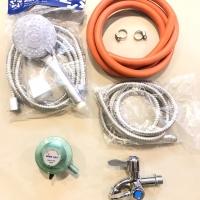 Acesories paket 5 untuk water heater gas paloma modena wasser rinnai