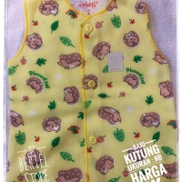 Baju Kutung Bayi (ukuran 0-8 bulan) merk Tokusen Tatami Fully Ido