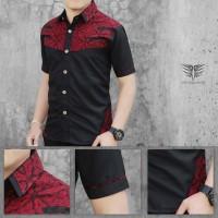 Baju Batik Premium Apple Seed