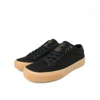 Sepatu Sneakers Casual Lucky Star Golf Black/Gum