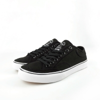 Sepatu Sneakers Casual Lucky Star Golf Black/White