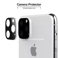 Iphone 11 Pro Tempered Glass Camera Anti Gores Kamera Belakang Full