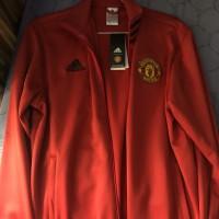 Jacket jersey manchester united original dari London Inggris size M