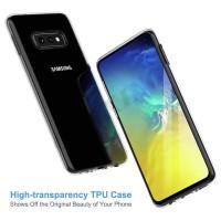 Samsung galaxy S10e case soft silicon back