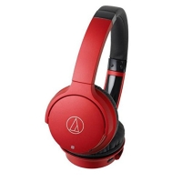 Audio Technica AR3BT Wireless On-Ear Headphones with Mic & Control - R