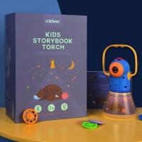 Mideer kids storybook torch mainan edukasi anak