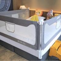 Pakey Baby Bed Rail Safety Guard Pengaman Pagar