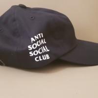 TOPI WEIRD CAP ASSC ORIGINAL - HITAM