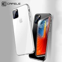CAFELE Glass Back Case Iphone 11 11 Pro 11 Pro Max Premium Original