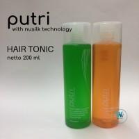 PUTRI Hair Tonic (NORMAL/OILY) 200ml