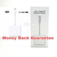 USB C Digital AV Multiport adapter OTG HDMI Macbook Apple IOS Android