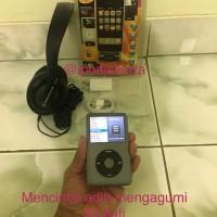 Ipod classic 7 160 gb mulus dan senhaiser