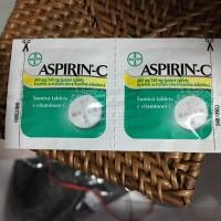 Bayer - Aspirin C (Isi 2 tablet)