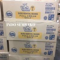 Frisian Flag Gold dus / Susu Kental Manis Full Cream Gold 370g / SKM