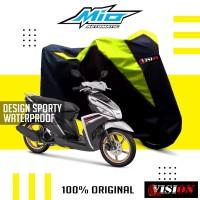 Cover motor Sarung motor Yamaha Mio GT