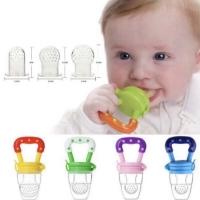 Empeng buah bayi baby food fruit feeder dot pacifier mpasi