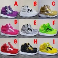 Sepatu Zumba High Top Ankle Sepatu Aerobic
