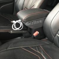 Console Box Honda Brio , Brv ,Mobilio ,Armrest With USB Splitter / Hub