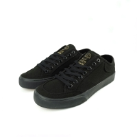 Sepatu Sneakers Casual Lucky Star Golf AllBlack