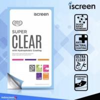 iPhone X / XS Depan Belakang Fullset iScreen Anti Gores Clear Bening